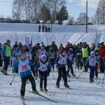 В Белорецке прошли 48-е соревнования по лыжным гонкам памятиА. Г. Серебренникова