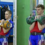 Белорецкий гиревик Илья Кожин установил три рекорда России
