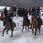 Конные скачки в Кузгун Ахмерово