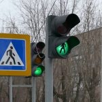 На перекрестке улиц К. Маркса и Ф. Алексеева появится новый светофорный комплекс