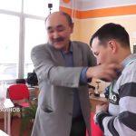 Соревнования по шахматам между белоречанами и бурзянцами