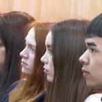 Встреча председателя ТИК Белорецкого района с будущими избирателями