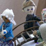 Выставка «Мир кукол» приглашает
