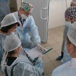 В Белорецке с проверкой побывали главный федеральный инспектор по РБ М. Закомалдин и руководитель Росздравнадзора по РБ Д. Гашимова