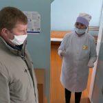 Рабочая поездка Андрея Иванюты по Шигаевскому сельскому совету