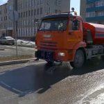 В Белорецке приступили к дезинфекции автодорог