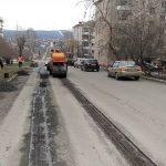 В Белорецке приступили к ямочному ремонту дорог