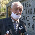 8 мая состоялось торжественное возложение венков к стеле белоречанам-металлургам, погибшим в Великой Отечественной войне