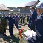 9 мая в Белорецке и районе прошла акция «Парад для одного ветерана»