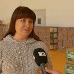Благотворительный проект «Продукты Башкортостана  С заботой о вас» в Белорецке
