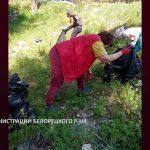 В Белорецке продолжается акция «За чистое Белоречье»