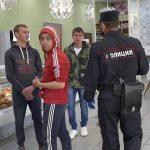 В Белорецке проходят рейды по соблюдению масочного режима