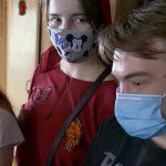 Студенты-медики поздравили ветеранов ВОВ