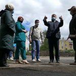 Встреча с жителями по вопросам благоустройства двора