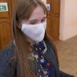 Выпускники Белоречья из многодетных и малообеспеченных семей получили планшеты