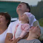 В Белорецке прошел благотворительный автопробег в помощь Полине Елсуковой