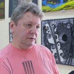 В картинной галерее прошел мастер класс Виталия Шаповалова