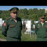 Горсть земли с могилы офицера Анатолия Валавина передадут в главный храм Вооруженных сил РФ
