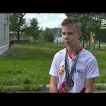 Серменевский спортсмен тренирует любителей горного бега