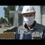 Соблюдение «масочного режима» на БМК