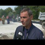 В Белорецке десантники в честь дня 90 летия ВДВ строят спортивную площадку