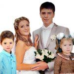 Трагически ушли из жизни ИБРАГИМОВЫ Владислав, Нина, Тимофей и Кристина