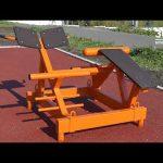 На стадионе «Металлург» построили площадку для сдачи норм ГТО