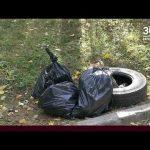 В Белорецке состоялась уборка побережья городского пруда
