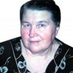 Скоропостижно скончалась ПОТАПОВА Вера Константиновна