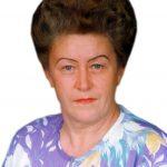 Ушла из жизни МИРОНОВА Валентина Даниловна