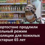 В Башкортостане продлили обязательный режим самоизоляции для пожилых людей старше 65 лет