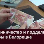Мошенничество и поддельные купюры в Белорецке