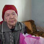 Агинэй из Серменева Зульхиза Давлеткужина отмечает 90 летний юбилей