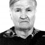 Ушла из жизни КИРСАНОВА (ГОРОЖАНИНА) Татьяна Петровна