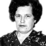 Скончалась РОДИОНОВА Лидия Фёдоровна
