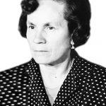 Скончалась ЧЕМЕРЧЕЙ Лира Евлампиевна