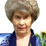 Скончалась ДМИТРИЕВА Антонина Степановна