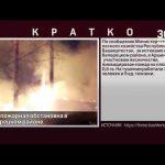 Лесопожарная обстановка в Белорецком районе