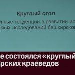 В музее состоялся «круглый стол» башкирских краеведов