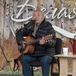 Юлий Ким — Пуговка. Выступление в Белорецке на фестивале «Белая река»