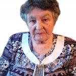Ушла из жизни АРГЕНТОВСКАЯ Нина Валентиновна