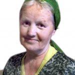Скончалась ДМИТРИЕВА Алевтина Фёдоровна