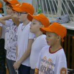 В селе Железнодорожный открыли секцию по хоккею с шайбой
