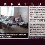 Эпидобстановка в Белорецке и районе на 20 октября 2021 года